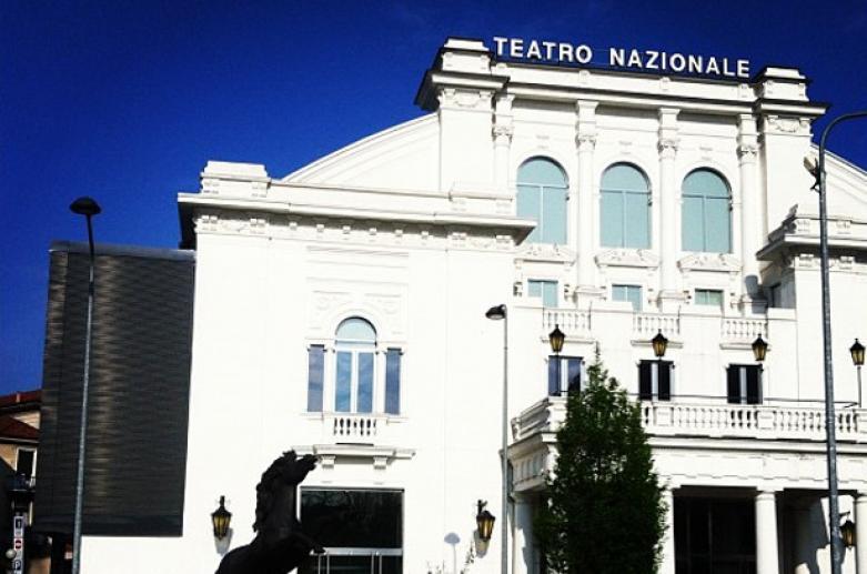 Teatro Nazionale, Teatri Milano