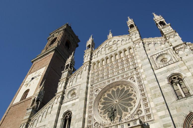 Duomo di Monza, Chiese Monza