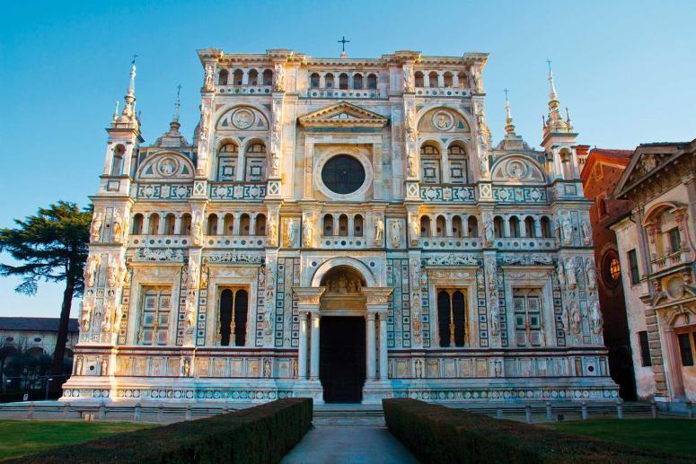 La Certosa de Pavia