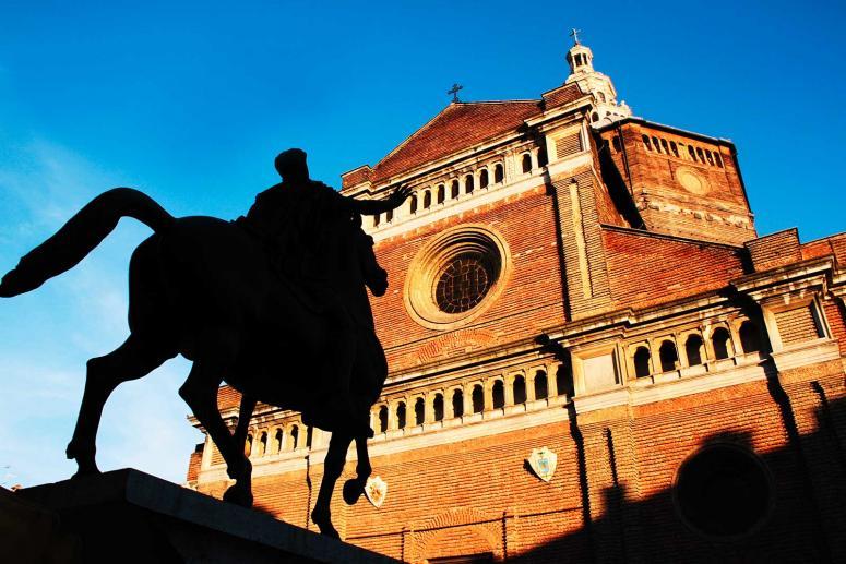 Duomo di Pavia, Chiese Pavia
