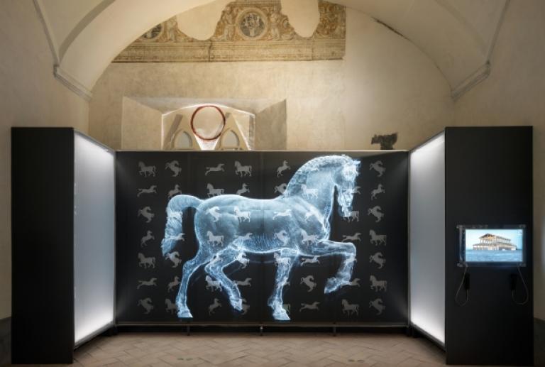 Leonardiana, Musei Pavia