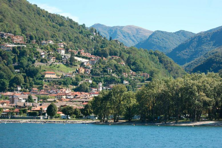 Village of Maccagno
