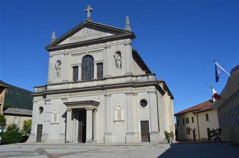 Church of the Invention of Santo Stefano