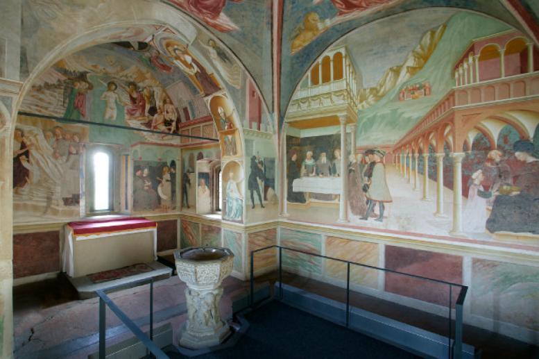 Collegiata Museum, Museums Varese