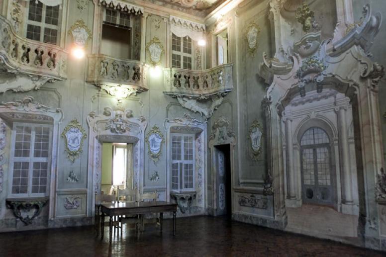 Palazzo Malacrida a Morbegno