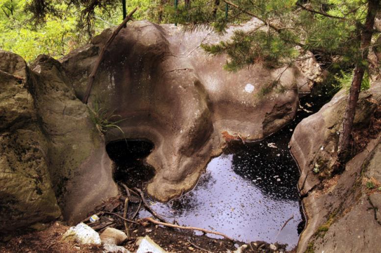 Parco delle marmitte dei giganti