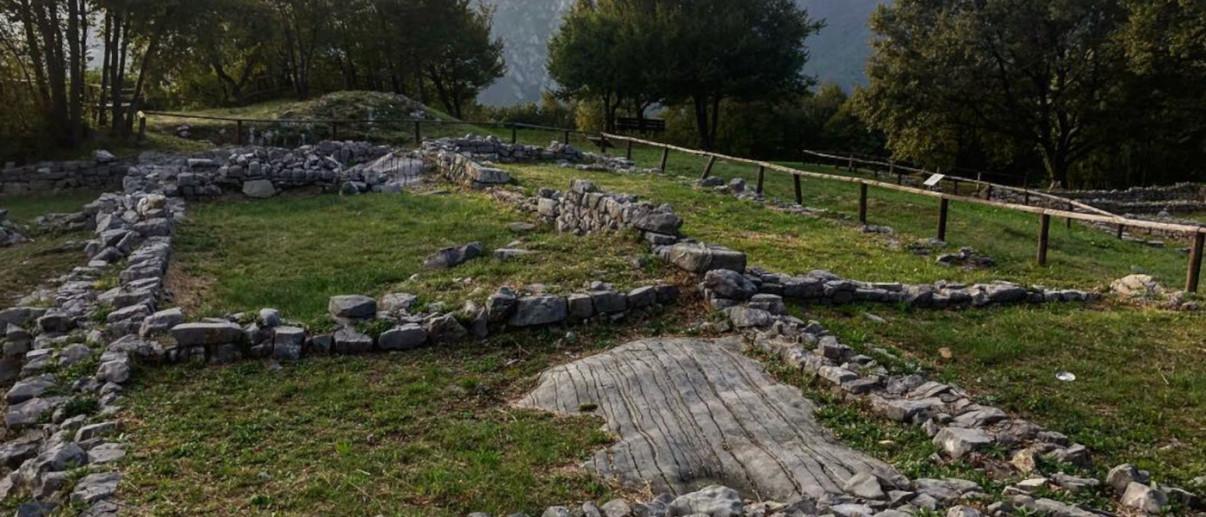 Alla scoperta del Parco Archeologico dei Piani di Barra