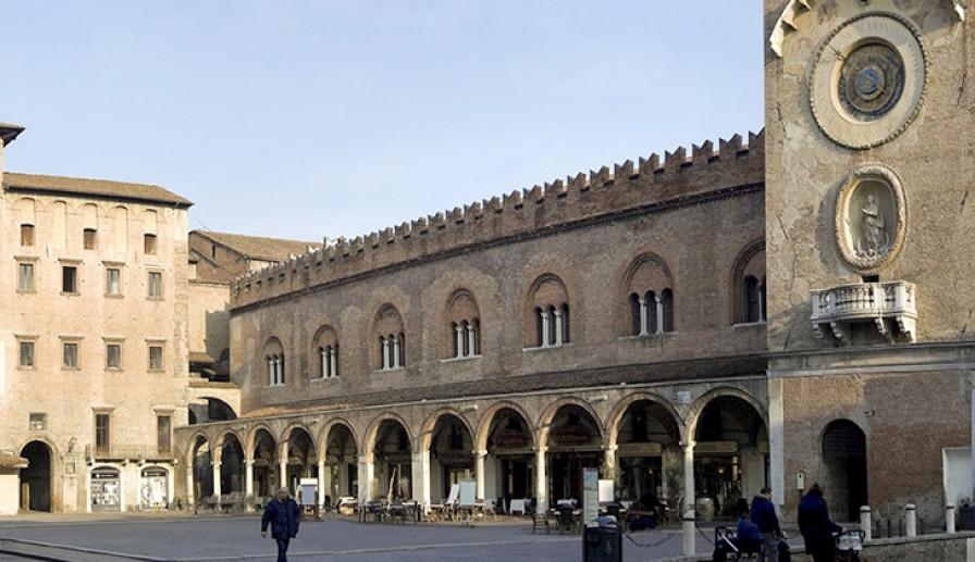 Palazzo della Ragione e Torre dell'Orologio