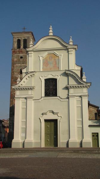 La chiesa dei Santi Faustino e Giovita