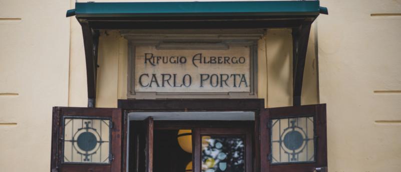 RIFUGIO CARLO PORTA