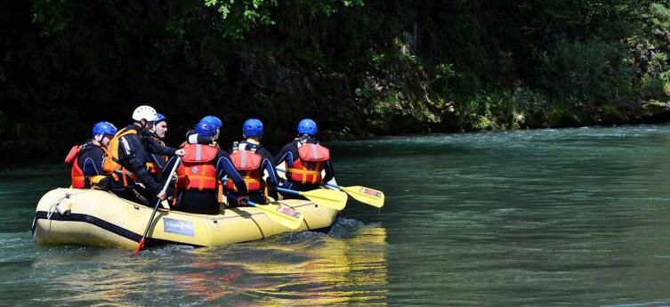Rafting Val Brembana