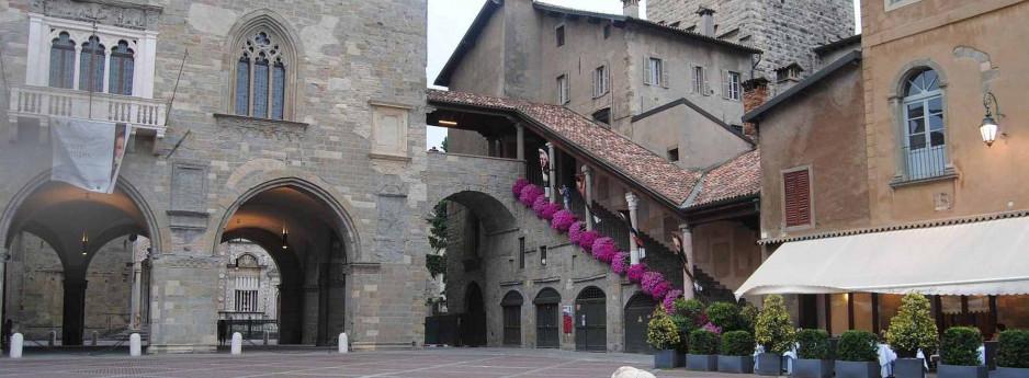 Gruppo guide città di Bergamo