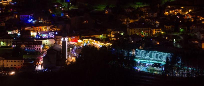 Natale a Varese e sul Lago Maggiore