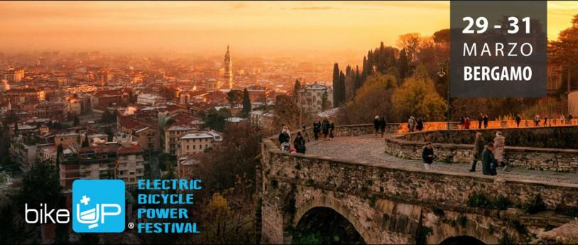 BikeUP, Il festival europeo delle e-bike