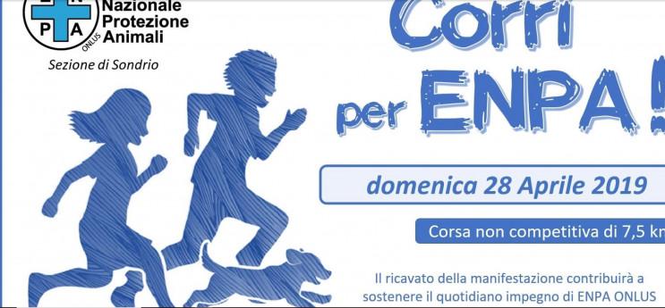 Corri per Enpa