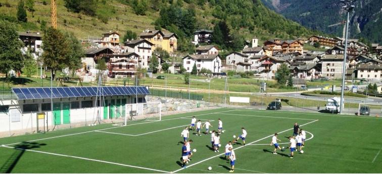 Sport nel parco di Vassalini