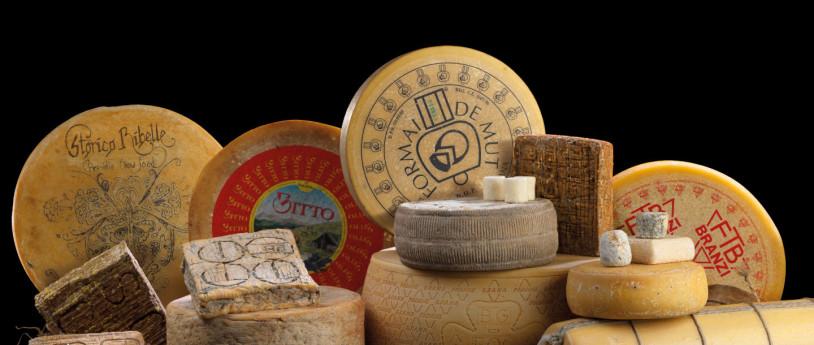 Forme 2019 - Tutto il mondo del formaggio