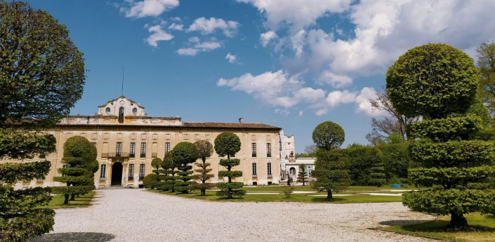 Visita di Villa Arconati 30 maggio