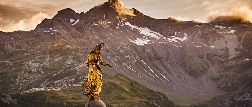 Giro d'Italia 2021 tappa n. 20 - Valle Spluga Alpe Motta