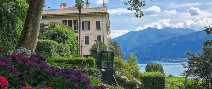 Mostra a villa Carlotta: A/Essenze