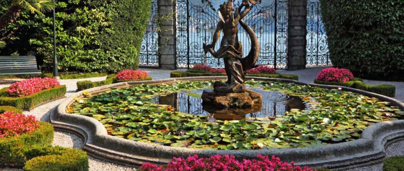 Mostra: natura e delizia in Villa Carlotta