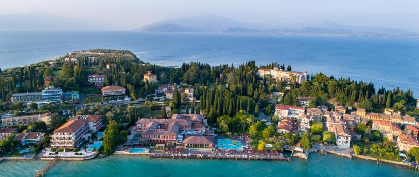 Terme di Sirmione, Lago di Garda, Brescia