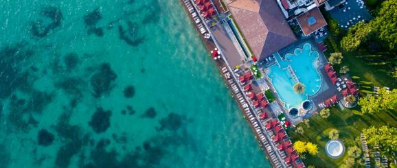 Lago di Garda: terme di Sirmione