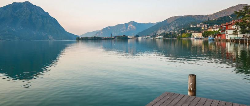 De Bergame au Lac d'Iseo