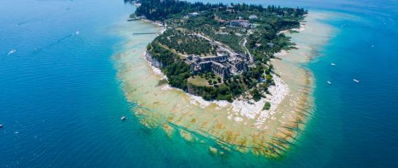 Grotte di Catullo Sirmione Lago di Garda