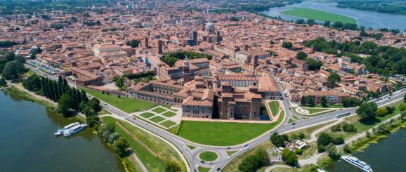 10 gute Gründe, um Mantua zu Besichtigen