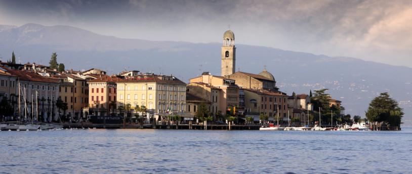 Lago di Garda, lungolago Zanardelli