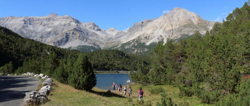 Il parco dello Stelvio, Bormio e la Valdidentro