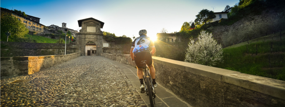 In and Around Bergamo on Two Wheels