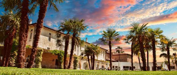 Garda, 12 Monate im Jahr Golf