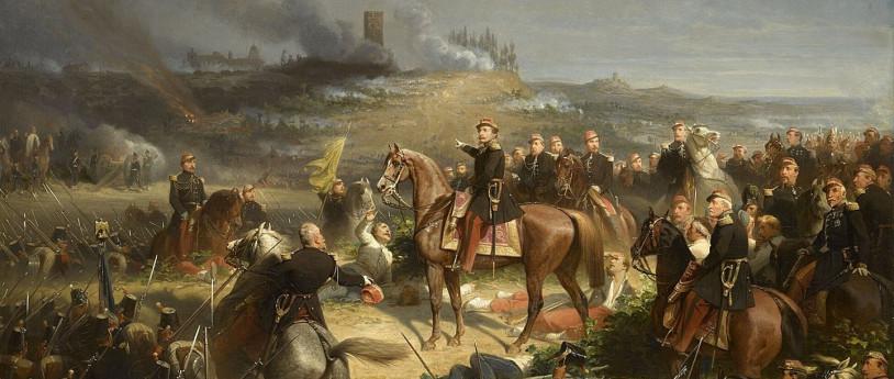 Solferino e San Martino: la battaglia dei tre Re