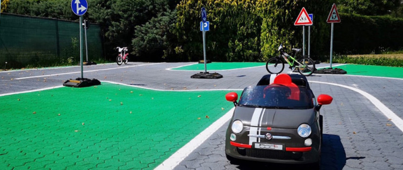 Laboratorio stradale autodromo Monza