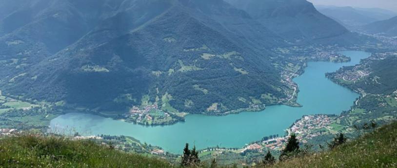 Itinerari artistici e naturalistici in Val Cavallina