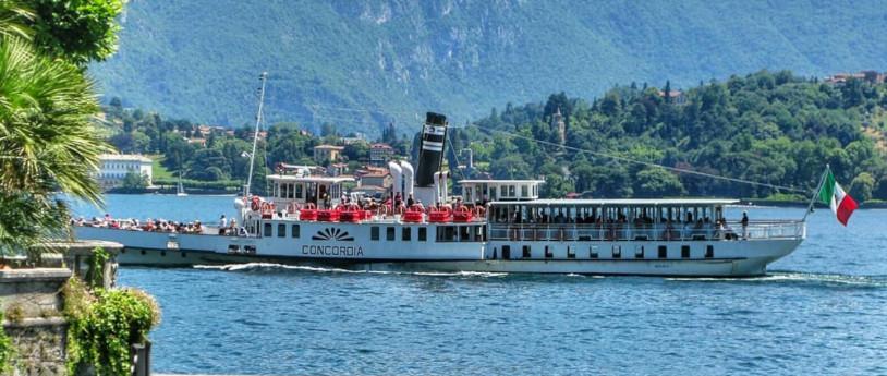 Como: le 10 destinazioni più turistiche nel 2019