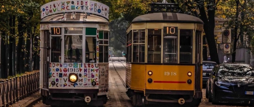 In giro per Milano sui tram storici