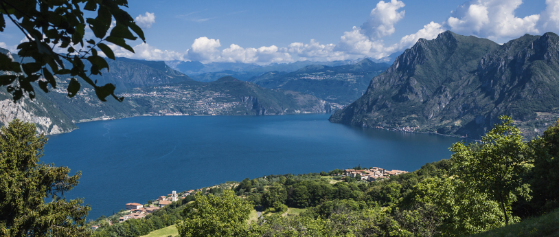 A gastronomic tour of Lake Iseo