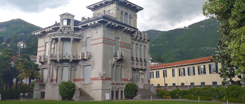 Villa Bernasconi - Fiori & farfalle: una villa alla moda