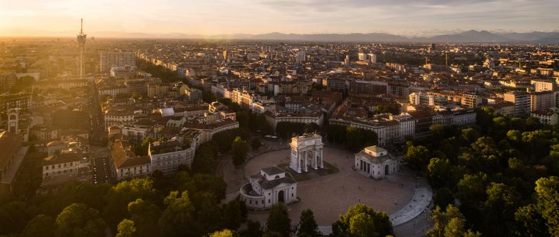 Il cuore green di Milano