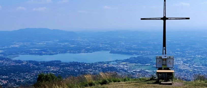Un angolo di paradiso sul Monte Puscio, in provincia di Como
