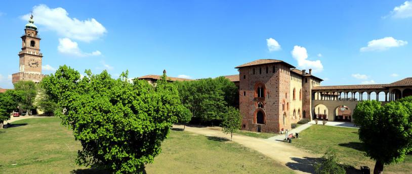 Castello Sforzesco Vigevano
