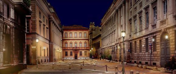 Milano, una città romanzo