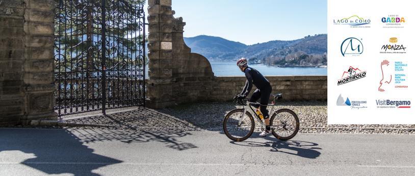 In bici in Lombardia