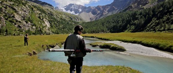A pesca in Lombardia