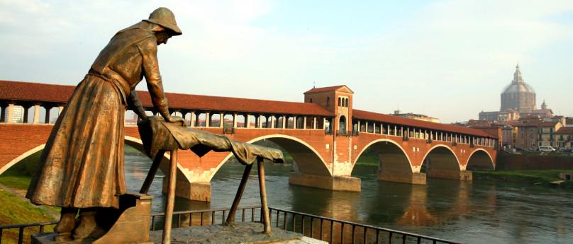 Da Garlasco a Pavia