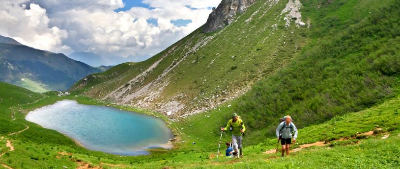 Trekking sulle Orobie