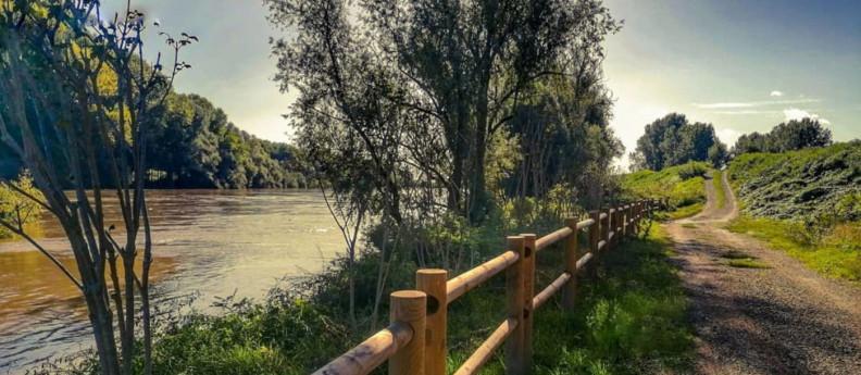 Il Sentiero Verde dell' Oglio